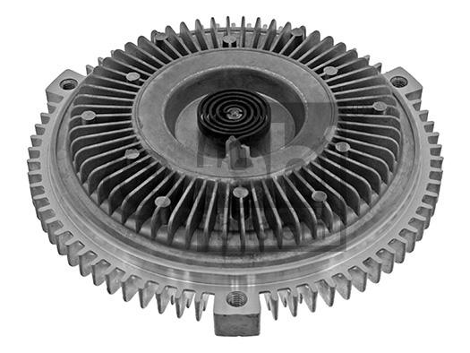 Embrayage, ventilateur de radiateur - FEBI BILSTEIN - 17848