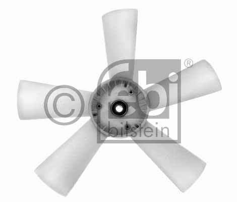Roue du souffleur, refroidissement  du moteur - FEBI BILSTEIN - 17851