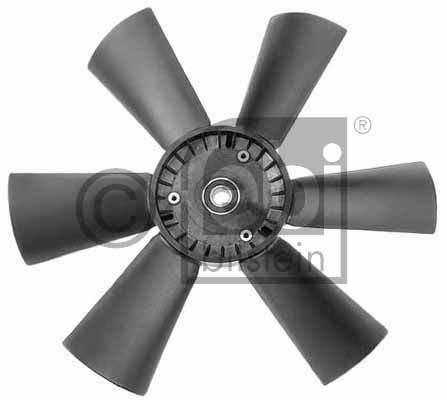 Roue du souffleur, refroidissement  du moteur - FEBI BILSTEIN - 17852