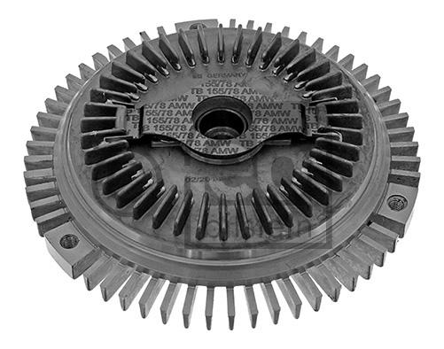 Embrayage, ventilateur de radiateur - FEBI BILSTEIN - 17856