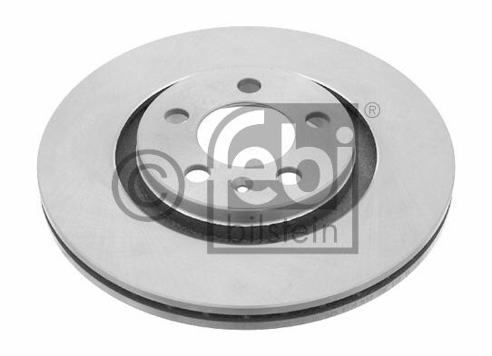 Disque de frein - FEBI BILSTEIN - 17936
