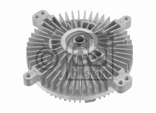 Embrayage, ventilateur de radiateur - FEBI BILSTEIN - 17996
