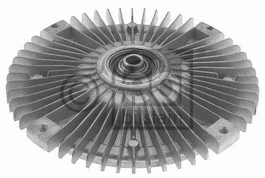 Embrayage, ventilateur de radiateur - FEBI BILSTEIN - 18010