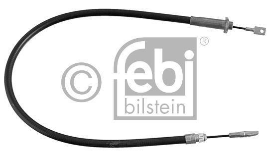 Tirette à câble, frein de stationnement - FEBI BILSTEIN - 18118