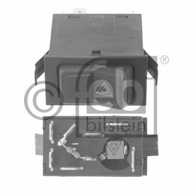 Interrupteur de signal de détresse - FEBI BILSTEIN - 18147
