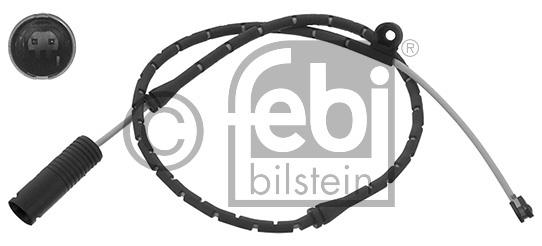 Contact d'avertissement, usure des garnitures de frein - FEBI BILSTEIN - 18559