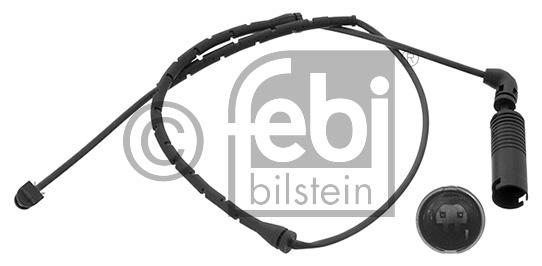 Contact d'avertissement, usure des garnitures de frein - FEBI BILSTEIN - 18560