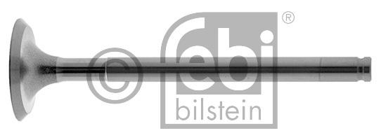 Soupape d'échappement - FEBI BILSTEIN - 18661