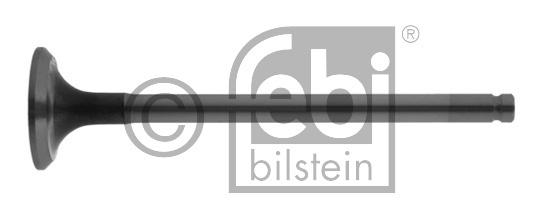 Soupape d'échappement - FEBI BILSTEIN - 18667