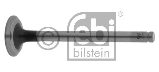 Soupape d'échappement - FEBI BILSTEIN - 18670