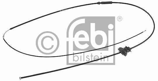 Tirette de capot moteur - FEBI BILSTEIN - 18731