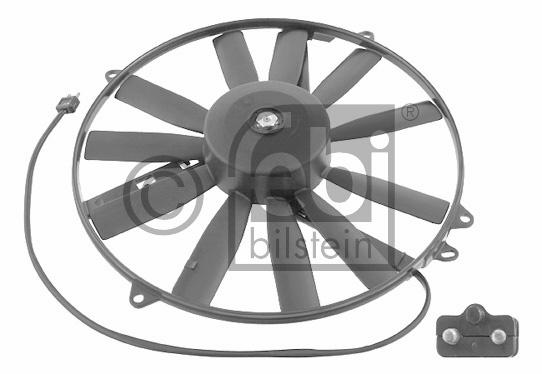 Ventilateur, condenseur de climatisation - FEBI BILSTEIN - 18932