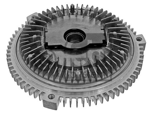 Embrayage, ventilateur de radiateur - FEBI BILSTEIN - 19056