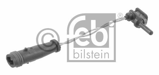 Contact d'avertissement, usure des garnitures de frein - FEBI BILSTEIN - 19186