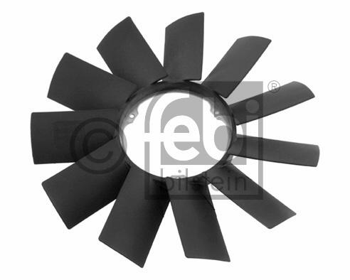 Roue du souffleur, refroidissement  du moteur - FEBI BILSTEIN - 19256