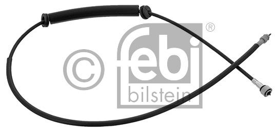 Câble flexible de commande de compteur - FEBI BILSTEIN - 19266