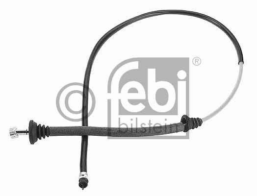 Câble flexible de commande de compteur - FEBI BILSTEIN - 19268
