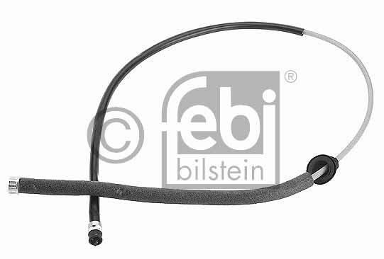 Câble flexible de commande de compteur - FEBI BILSTEIN - 19269