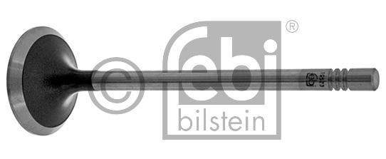 Soupape d'échappement - FEBI BILSTEIN - 19523
