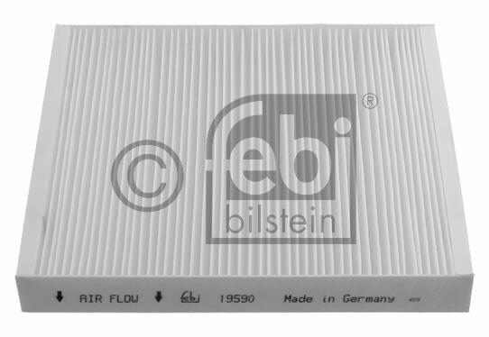 Filtre, air de l'habitacle - FEBI BILSTEIN - 19590