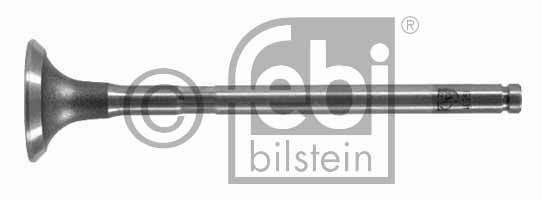 Soupape d'échappement - FEBI BILSTEIN - 19631