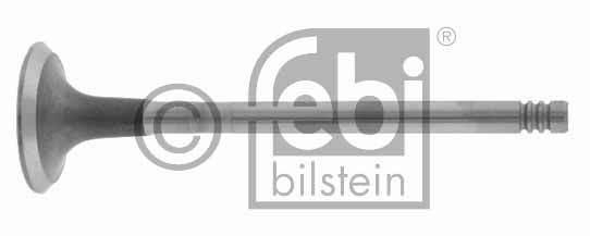 Soupape d'échappement - FEBI BILSTEIN - 19639