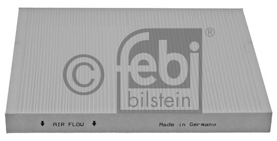 Filtre, air de l'habitacle - FEBI BILSTEIN - 19726
