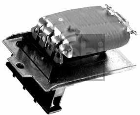 Résistance, pulseur d'air habitacle - FEBI BILSTEIN - 19772