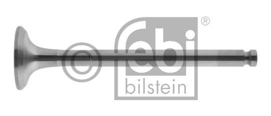 Soupape d'échappement - FEBI BILSTEIN - 19883