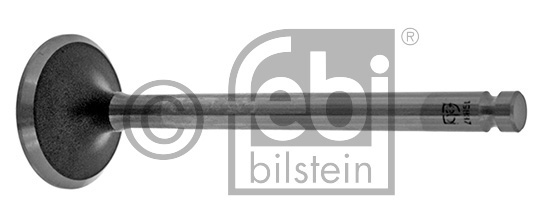 Soupape d'admission - FEBI BILSTEIN - 19887