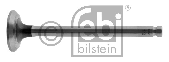 Soupape d'échappement - FEBI BILSTEIN - 19891