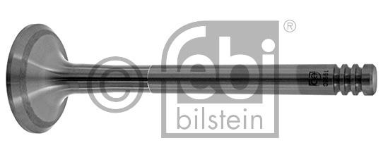 Soupape d'échappement - FEBI BILSTEIN - 19960