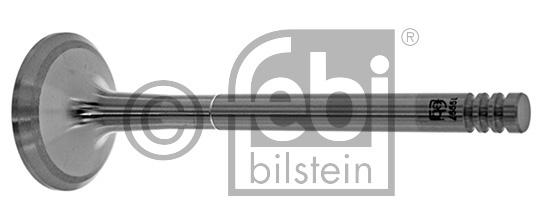 Soupape d'échappement - FEBI BILSTEIN - 19997