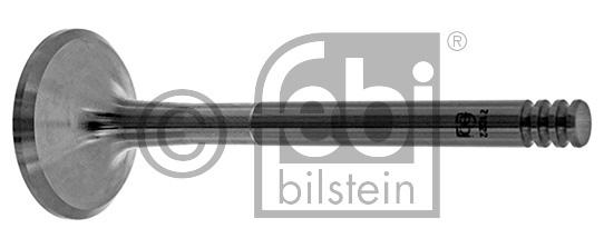 Soupape d'échappement - FEBI BILSTEIN - 21022