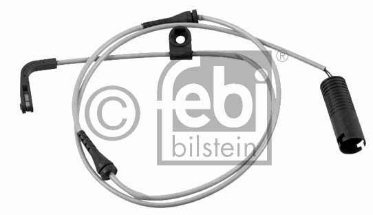 Contact d'avertissement, usure des garnitures de frein - FEBI BILSTEIN - 21072