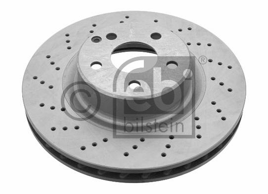 Disque de frein - FEBI BILSTEIN - 21086