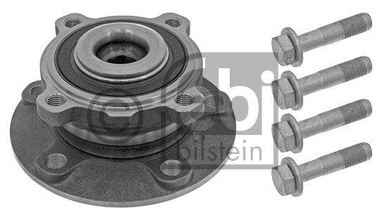Moyeu de roue - FEBI BILSTEIN - 21168