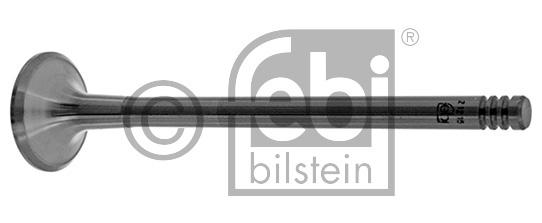 Soupape d'échappement - FEBI BILSTEIN - 21216