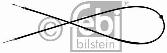 Tirette à câble, frein de stationnement - FEBI BILSTEIN - 21223