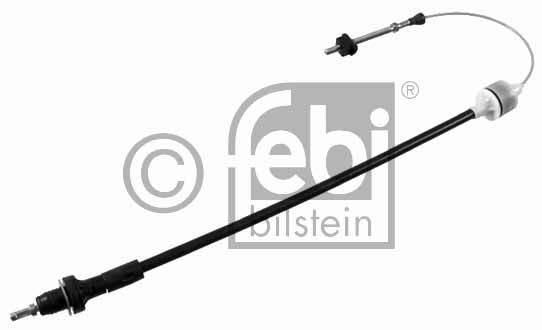 Tirette à câble, commande d'embrayage - FEBI BILSTEIN - 21255