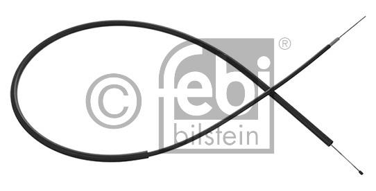 Câble d'accélération - FEBI BILSTEIN - 21382