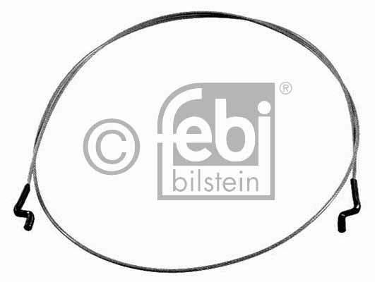Traction par câble, ajustage du dossier - FEBI BILSTEIN - 21452