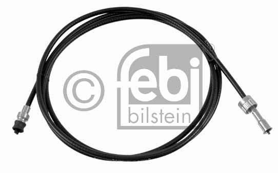 Câble flexible de commande de compteur - FEBI BILSTEIN - 21520