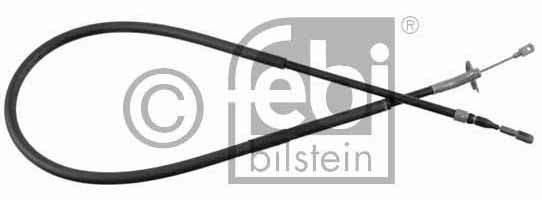 Tirette à câble, frein de stationnement - FEBI BILSTEIN - 21561