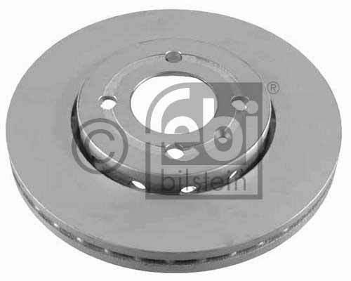 Disque de frein - FEBI BILSTEIN - 21576
