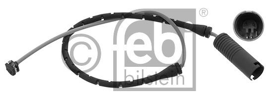 Contact d'avertissement, usure des garnitures de frein - FEBI BILSTEIN - 21660