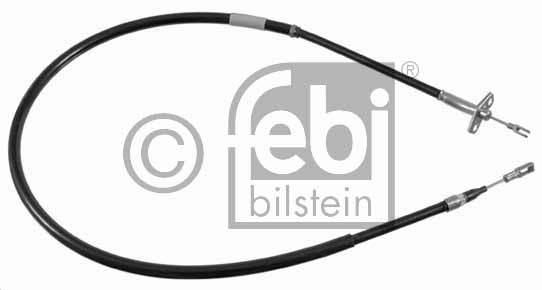 Tirette à câble, frein de stationnement - FEBI BILSTEIN - 21783