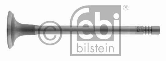 Soupape d'échappement - FEBI BILSTEIN - 21807