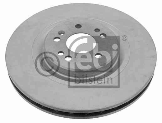 Disque de frein - FEBI BILSTEIN - 21950