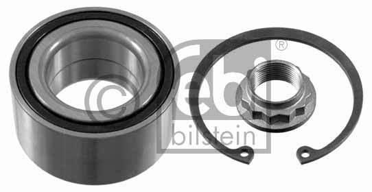 Roulement de roue - FEBI BILSTEIN - 21996